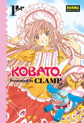 Kobato #1  by  CLAMP