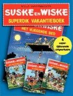 Suske en Wiske Superdik Vakantieboek Willy Vandersteen