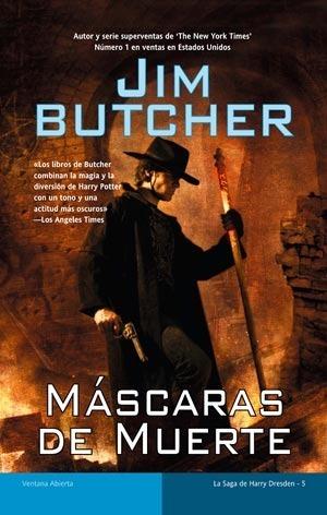 Máscaras de Muerte (The Dresden Files #5)  by  Jim Butcher