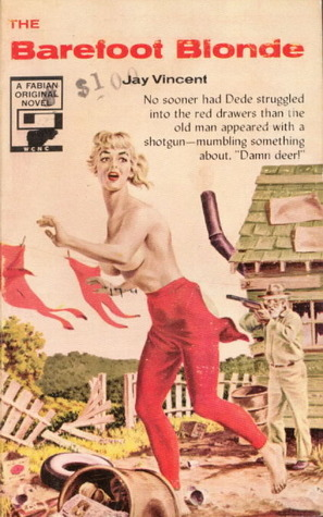 The Barefoot Blonde  by  Jay Vincent