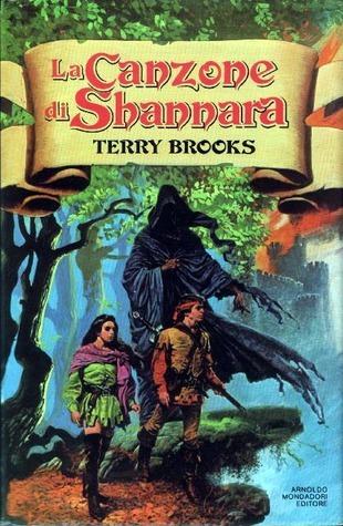 La canzone di Shannara Terry Brooks