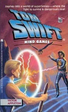 Mind Games (Tom Swift IV, #10) Victor Appleton