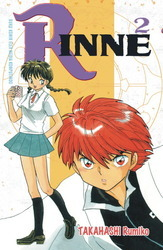 Rinne Vol. 2  by  Rumiko Takahashi