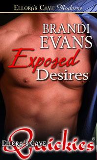 Exposed  by  Brandi Evans