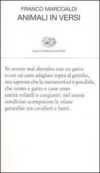 Animali in versi Franco Marcoaldi