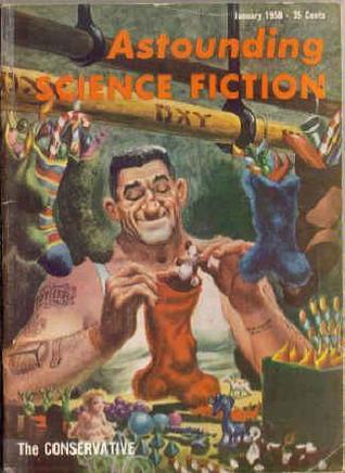 Astounding Science Fiction (January 1958) Vol LX, #5  by  John W. Campbell, Jr