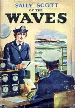 Sally Scott of the WAVES  by  Roy J. Snell