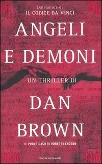 Angeli e Demoni (Robert Langdon, #1) Dan Brown
