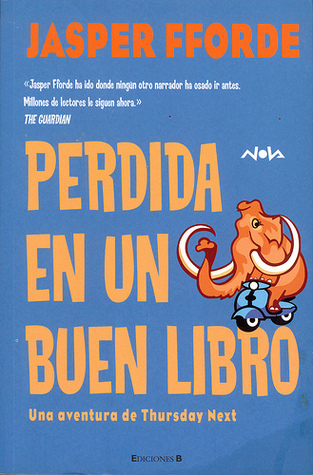 Perdida en un buen libro (Thursday Next, #2)  by  Jasper Fforde