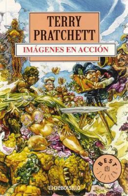 Imágenes en acción (MundoDisco, #10)  by  Terry Pratchett