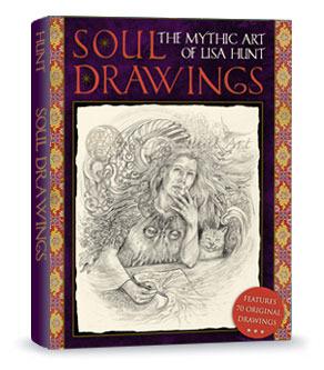 Soul Drawings  by  Lisa Hunt
