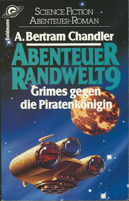Abenteuer Randwelt 9: Grimes gegen die Piratenkönigin  by  A. Bertram Chandler