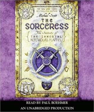 The Sorceress Michael Scott