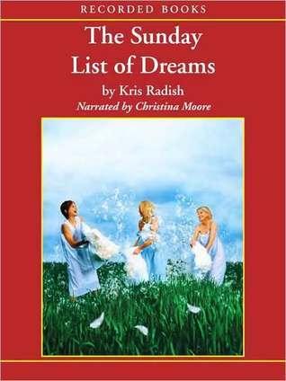 The Sunday List of Dreams  by  Kris Radish