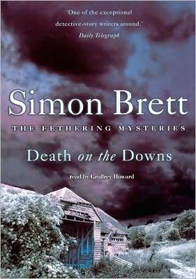 Death on the Downs (Fethering Series #2)  by  Simon Brett