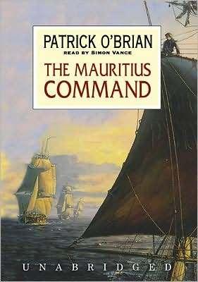 Mauritius Command Patrick OBrian