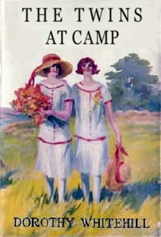 The Twins at Camp (The Page Twins, #10)  by  Dorothy Whitehill