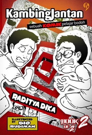Komik KambingJantan 2  by  Raditya Dika