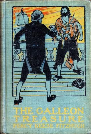 The Galleon Treasure Percy Keese Fitzhugh