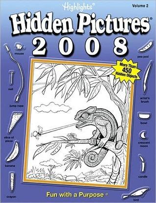 Hidden Pictures 2008 Jody Taylor