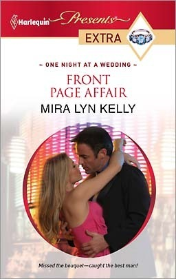 Front Page Affair Mira Lyn Kelly