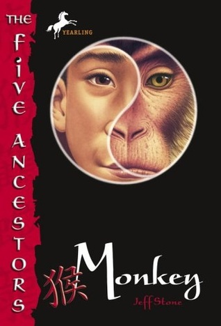 Monkey (Five Ancestors, #2) Jeff Stone