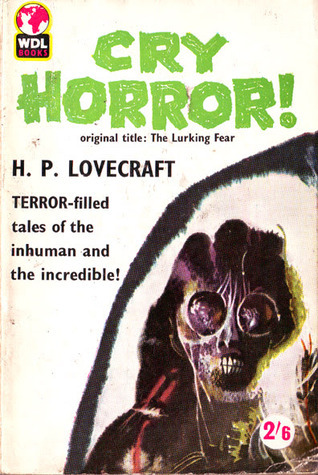 Cry Horror!  by  H.P. Lovecraft