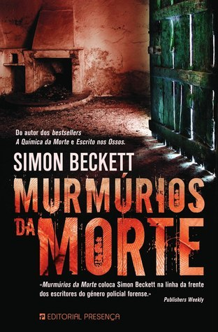 Murmúrios da Morte (David Hunter, #3)  by  Simon Beckett