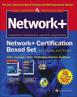 Network+(tm) Certification Boxed Set [With CDROM]  by  Syngress Media, Inc.