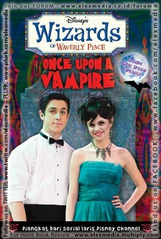 Once Upon a Vampire  by  Ellie ORyan