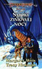 Smoki Zimowej Nocy (Dragonlance: Kroniki, #2) Margaret Weis