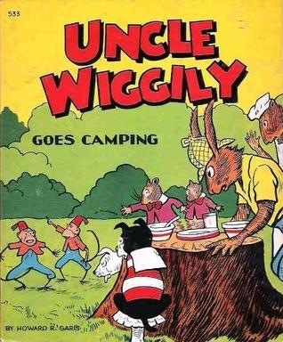 Uncle Wiggily Goes Camping Howard R. Garis