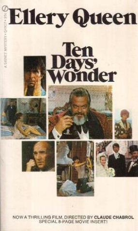 Ten Days Wonder Ellery Queen
