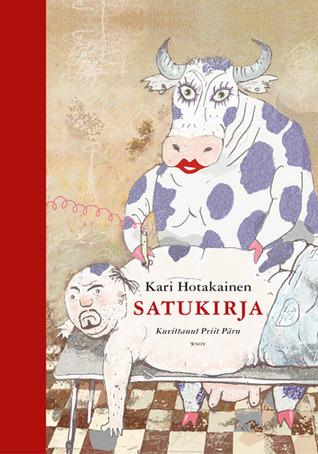 Satukirja Kari Hotakainen