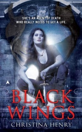 Black Wings (Black Wings, #1)  by  Christina Henry