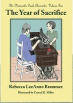 The Year of Sacrifice  by  Rebecca LeeAnne Brammer