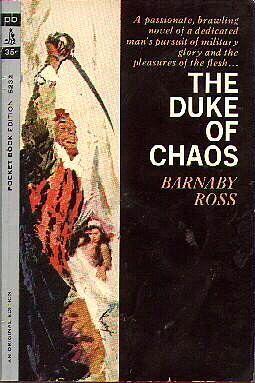 The Duke of Chaos Barnaby Ross