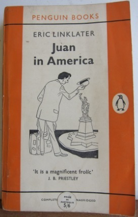 Juan in America  by  Eric Linklater
