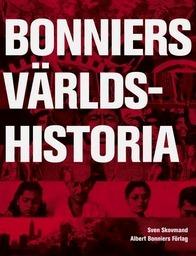 Bonniers världshistoria  by  Sven Skovmand