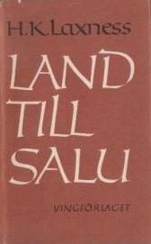 Land till salu Halldór Laxness