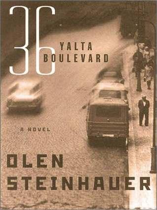 36 Yalta Boulevard  by  Olen Steinhauer