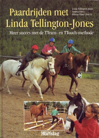 Paardrijden met Linda Tellington-Jones Linda Tellington-Jones