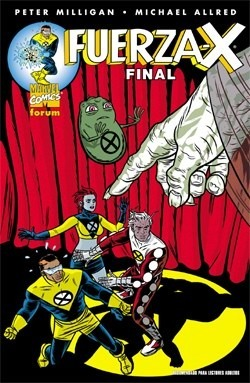 Fuerza-X  #3: Final Peter Milligan