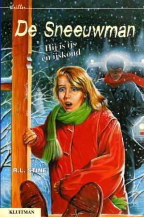 De Sneeuwman  by  R.L. Stine