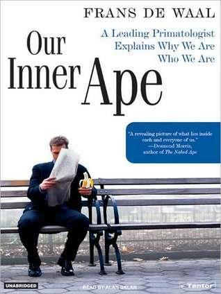 Our Inner Ape Frans de Waal