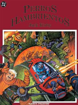 Perros Hambrientos  by  Jack Kirby