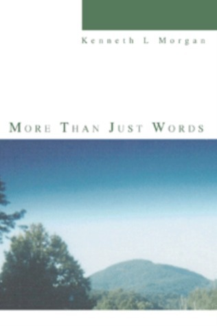 More Than Just Words Kenneth Morgan