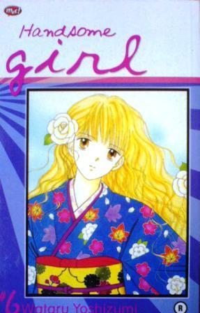 Handsome Girl Vol. 6  by  Wataru Yoshizumi