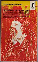 The Sayings of Chuang Chou Zhuangzi