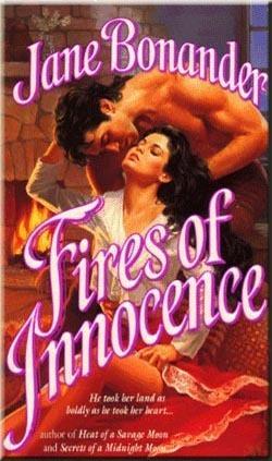 Fires of Innocence Jane Bonander